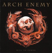 Arch Enemy: Will To Power - CD