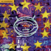 U2: Zooropa (Remastered - Colour Vinyl) - Plak