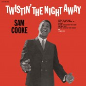 Sam Cooke: Twistin' The Night Away - Plak
