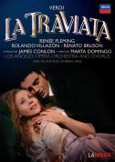 Renée Fleming, Rolando Villazón, Renato Bruson, James Conlon, Los Angeles Opera Orchestra: Verdi: La Traviata - DVD
