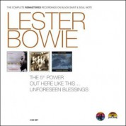 Lester Bowie: The Complete Remastered Recordings on Black Saint & Soul Note - CD