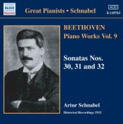 Beethoven: Piano Sonatas Nos. 30-32 (Schnabel) (1932) - CD