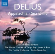 Stefan Sanderling: Delius: Appalachia - Sea Drift - CD