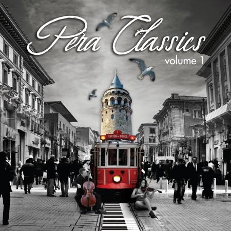 Çeşitli Sanatçılar: Pera Classics 1 - Plak