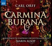Marin Alsop: Orff: Carmina Burana - CD
