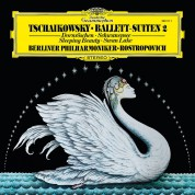 Mstislav Rostropovich, Berliner Philharmoniker: Tchaikovsky: Ballet Suits - The Sleeping Beauty, Swan Lake - Plak