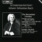 Hans Fagius: J.S. Bach: Complete Organ Music, Vol.5 - CD