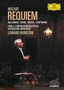 Chor und Symphonieorchester des Bayerischen Rundfunks, Cornelius Hauptmann, Jerry Hadley, Leonard Bernstein, Maria Ewing, Marie McLaughlin: Mozart: Requiem - DVD