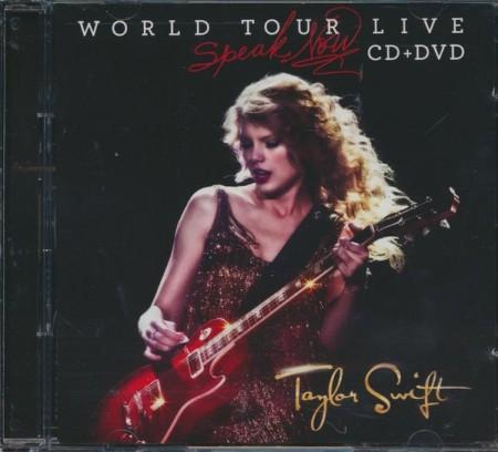 Taylor Swift: Speak Now World Tour Live - CD