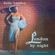 Julie London: London By Night - Plak