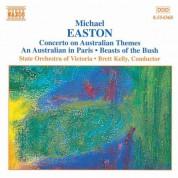 Easton: Concerto On Australian Themes / An Australian in Paris - CD