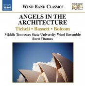 Middle Tennessee State University Wind Ensemble: Angels in the Architecture - CD