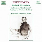 Beethoven: Diabelli Variations - CD