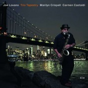 Joe Lovano: Trio Tapestry - CD