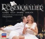 Diana Damrau, Renée Fleming, Franz Hawlata, Jonas Kaufmann, Sophie Koch, Münchner Philharmoniker, Christian Thielemann: Strauss, R: Der Rosenkavalier - CD
