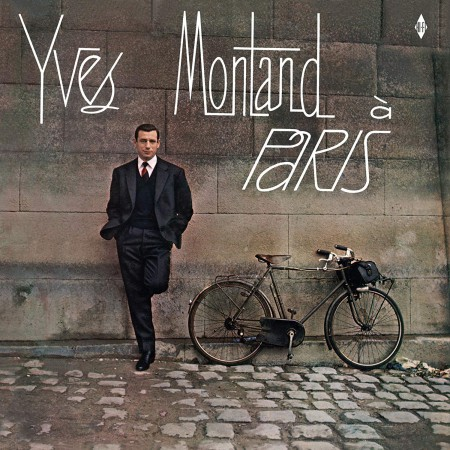 Yves Montand: A Paris - Plak