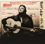 Johnny Cash: Bootleg 1: The Personal Files - Plak
