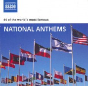 Slovak Radio Symphony Orchestra: 44 Of the World's Most Famous National Anthems - CD