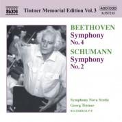 Symphony Nova Scotia: Beethoven: Symphony No. 4 / Schumann: Symphony No. 2 - CD