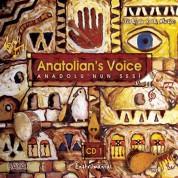 Çeşitli Sanatçılar: Anadolu'nun Sesi 1 - CD