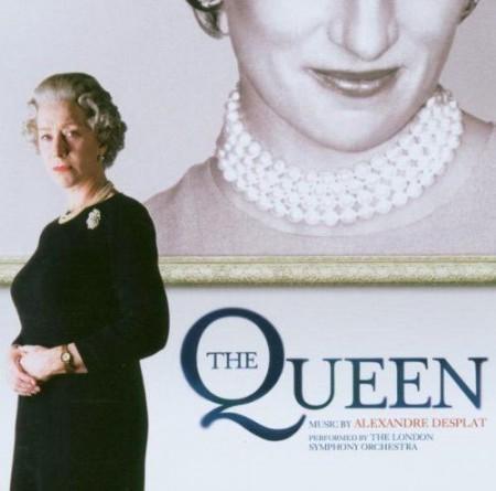 Alexandre Desplat: OST - The Queen - CD