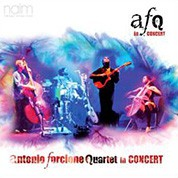 Antonio Forcione Quartet In Concert - Plak