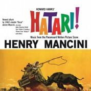 Çeşitli Sanatçılar: Hatari! (Coloured) (Soundtrack) - Plak