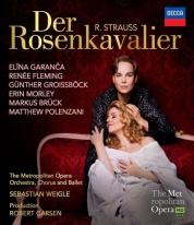 Renée Fleming, Elina Garanča, Günther Groissböck, Metropolitan Opera Orchestra, Sebastian Weigle: Richard Strauss: Der Rosenkavalier - BluRay