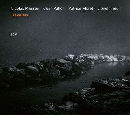 Nicolas Masson Quartet: Travelers - CD