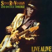 Stevie Ray Vaughan: Live Alive - Plak