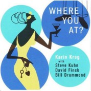 Karin Krog: Where You At? - CD
