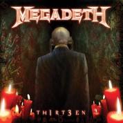 Megadeth: Th1rt3en - Plak