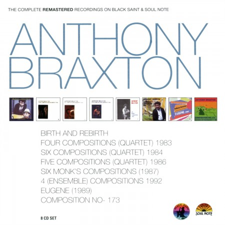 Anthony Braxton - CD