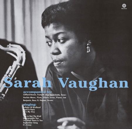 Sarah Vaughan: With Clifford Brown - Plak