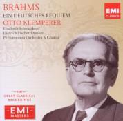 Elisabeth Schwarzkopf, Dietrich Fischer-Dieskau, Philharmonia Chorus, Philharmonia Orchestra: Brahms: Ein Deutsches Requiem op.45 - CD