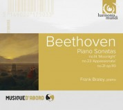 Frank Braley: Beethoven: Piano Sonatas - CD