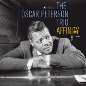 Oscar Peterson: Affinity - Plak