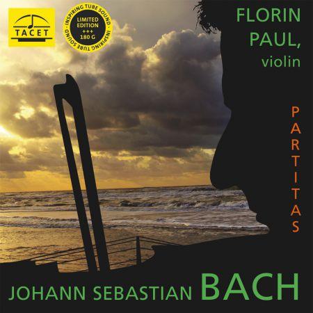Florin Paul: Bach: Partitas Nos. 1 & 2 - Plak
