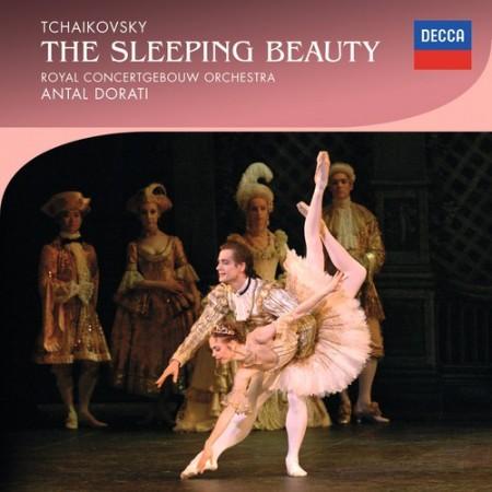 Antal Doráti, Royal Concertgebouw Orchestra: Tchaikovsky: The Sleeping Beauty - CD