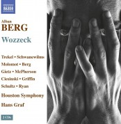 Roman Trekel, Anne Schwanewilms, Marc Molomot, Nathan Berg, Houston Symphony Orchestra, Hans Graf: Berg: Wozzeck - CD