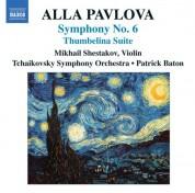 Patrick Baton: Pavlova: Symphony No. 6 - Thumbelina Suite - CD