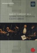 Lucerne Festival Orchestra, Claudio Abbado: Mahler: Symphony No. 6 - DVD