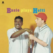 Count Basie: Basie Plays Hefti - Plak