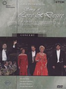Mirella Freni, Marcelo Alvarez, Christine Schäfer, Simon Keenlyside, Berliner Philharmoniker, Claudio Abbado: Songs Of Love And Desire - DVD