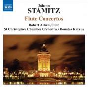 Robert Aitken: Stamitz, J.: Flute Concertos - CD