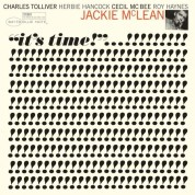 Jackie McLean: It's Time - Plak