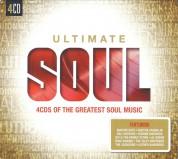 Çeşitli Sanatçılar: Ultimate Soul - CD