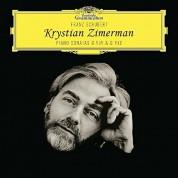 Krystian Zimerman: Schubert: Piano Sonatas D 959 & D 960 - Plak