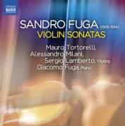 Sergio Lamberto, Alessandro Milani, Mauro Tortorelli: Fuga: Violin Sonatas Nos. 1-3 - CD