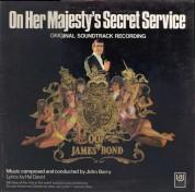 John Barry: James Bond: On Her Majesty's Secret Service (Soundtrack) - CD